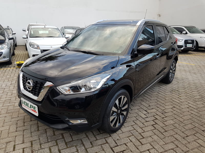 NISSAN KICKS SV LIMITED 1.6 16V FLEX 5P AUT