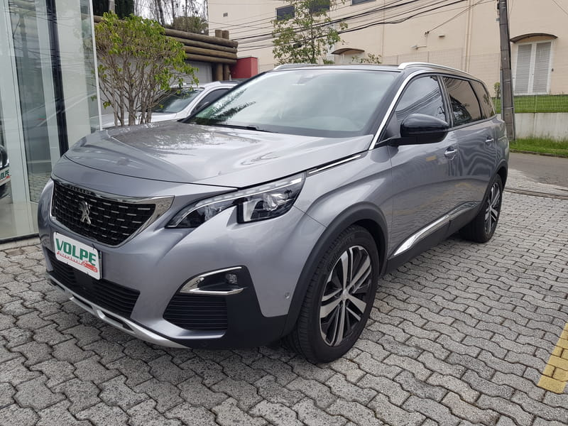 PEUGEOT 5008 GRIFFE AT
