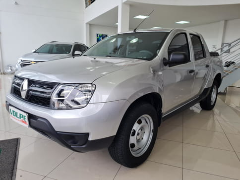 RENAULT DUSTER OROCH 1. 6 EXPRESS MANUAL