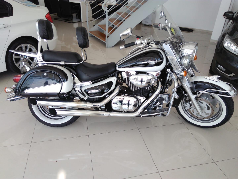 SUZUKI BOULEVARD C1500