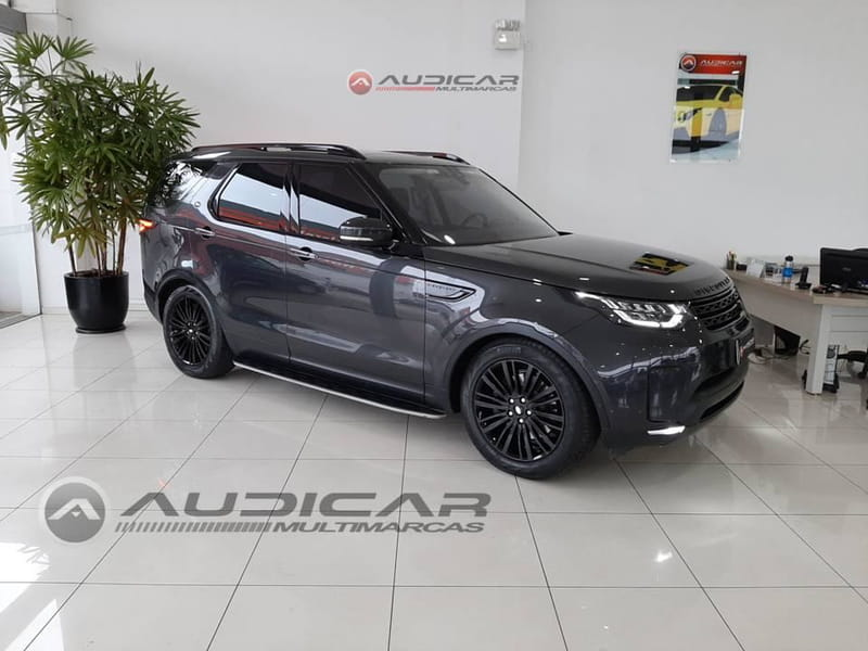 LAND ROVER DISCOVERY HSE LUXURY 3.0 AUT