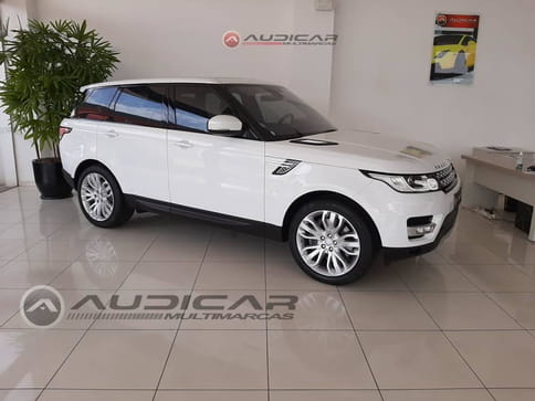 LAND ROVER RANGE ROVER SPORT 3.0 HSE 4X4 V6 24V TURBO DIESEL 4P AUTOMATICO
