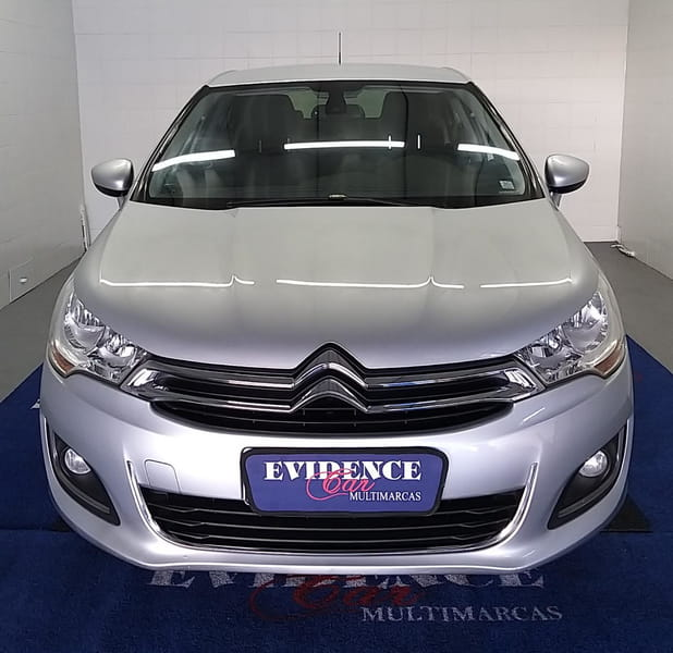 CITROEN C4 LOUNGE TENDANCE 2.0 FLEX 4P AUT
