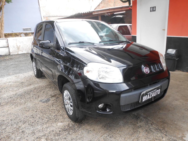 FIAT UNO EVO VIVACE (CASUAL 2) 1.0 8V FLEX 4P