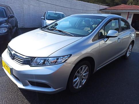 2014 HONDA CIVIC LXS 1.8 16V FLEX AUTOMATICO