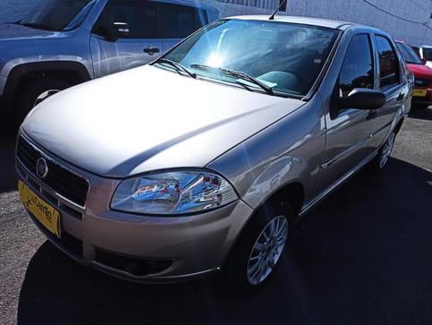2010 FIAT SIENA EL (N. SERIE) (CELEBRATION 3) 1.0 8V FLEX 4P