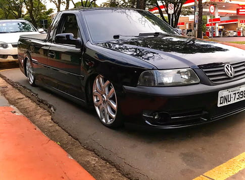 VOLKSWAGEN SAVEIRO 1.6 SUPERSURF