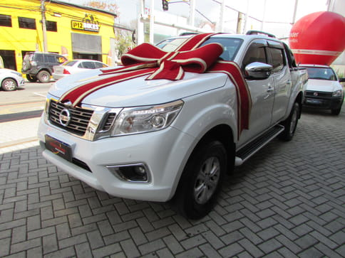 NISSAN FRONTIER 2.3 XE AT X4