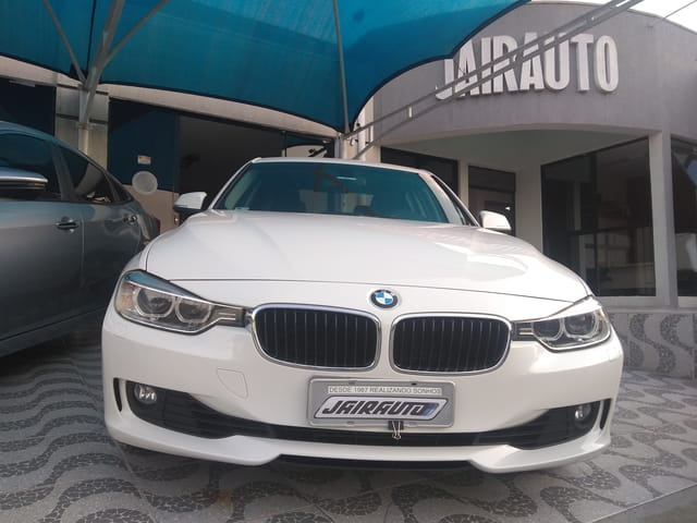 BMW 320I 2.0 16V TURBO ACTIVE FLEX 4P AUTOMATICO