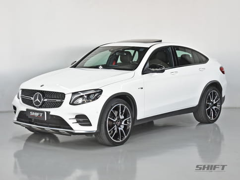 MERCEDES-BENZ GLC-43 AMG COUPE 3.0 V-6 BI-TURBO 367CV