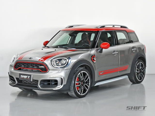 MINI COOPER Country. John Works ALL4 2.0 Aut.