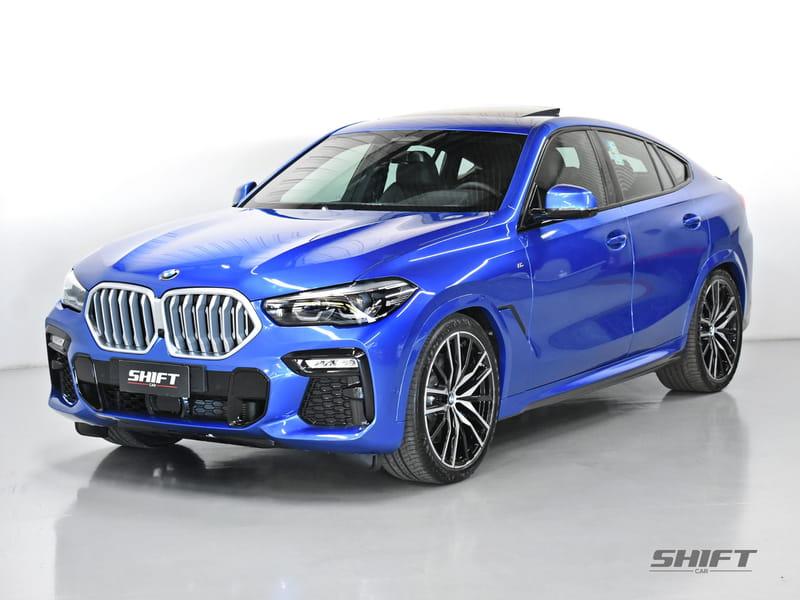 BMW X6 XDRIVE 40I M SPORT 3.0 BI-TURBO