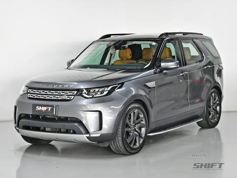 LAND ROVER Discovery HSE TD6 7L