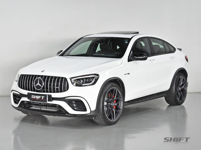 MERCEDES-BENZ GLC 63 S 4MATIC COUPE 510 CV