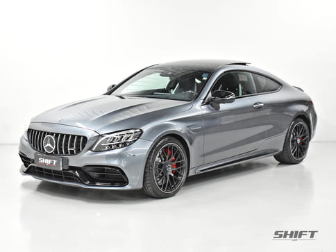 MERCEDES-BENZ C-63 S COUPE AMG 4.0 V8 BI-TURBO AUT