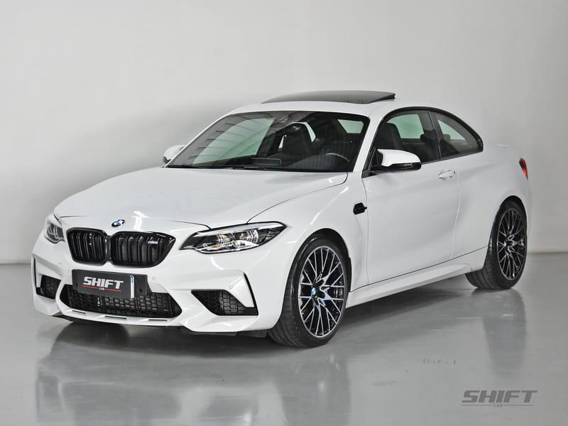 BMW M2 COMPETITION 3.0 BI-TURBO 410CV