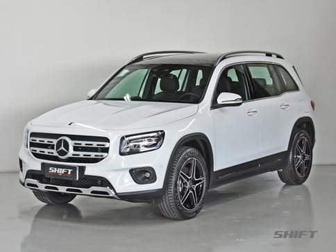 MERCEDES-BENZ GLB 200 LAUNCH EDITION