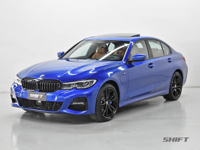 BMW BMW 330E 2.0 16V TURBO HIBRIDO M SPORT AUT