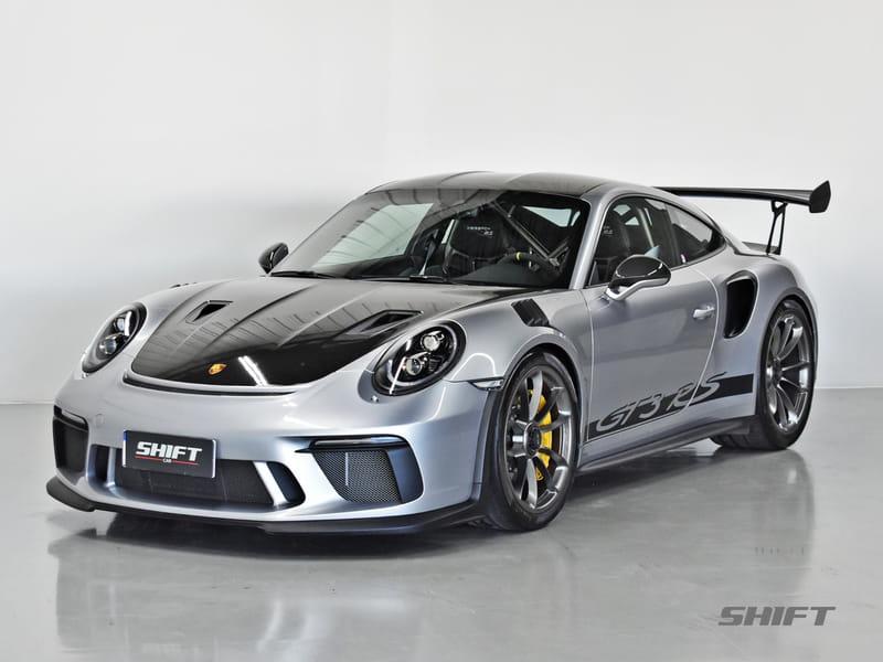 PORSCHE 911 GT3 RS 4.0 520cv
