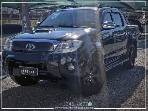 TOYOTA HILUX CD4X4 SRV