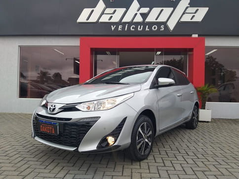 TOYOTA YARIS 1.5 16V FLEX XS CONNECT MULTIDRIVE