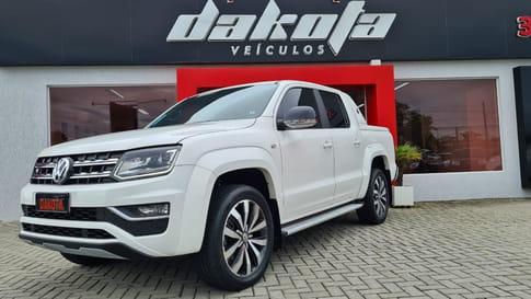 VOLKSWAGEN AMAROK V6 EXTR AC4
