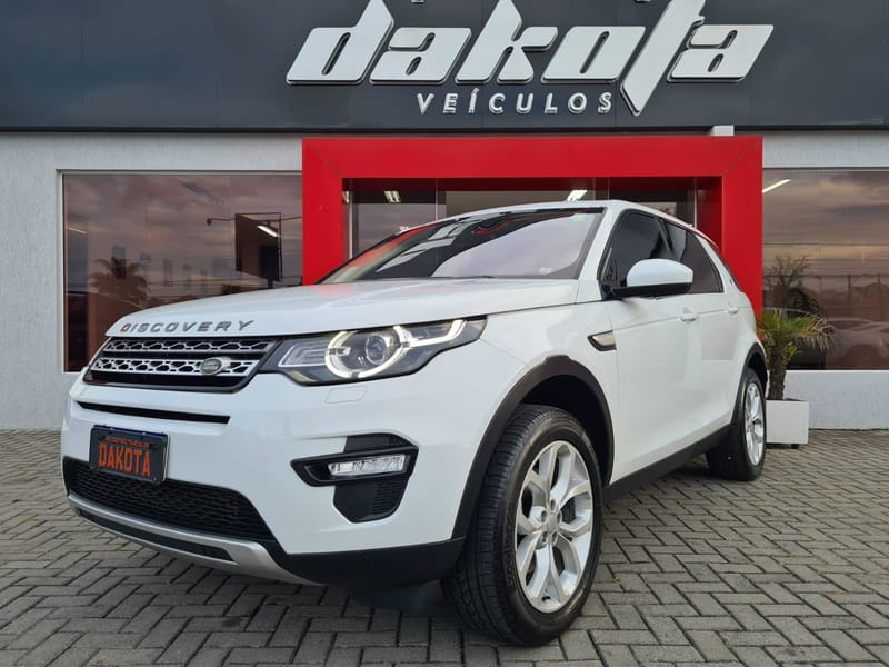 LAND ROVER DISCOVERY SPORT HSE SI4 GASOLINA