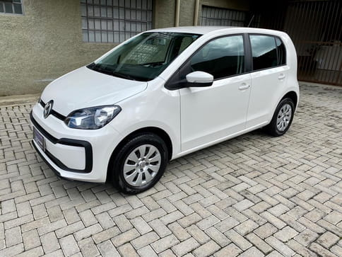 VOLKSWAGEN UP 1.0 MPI TOTAL FLEX 4P MANUAL