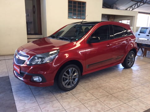 CHEVROLET AGILE LTZ EFFECT 1.4 8V FLEXPOWER 5P MEC