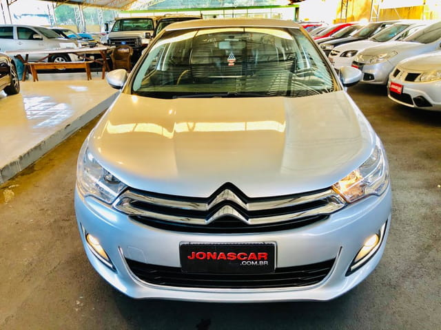 CITROEN C4 LOUNGE 1.6 THP ORIGINE