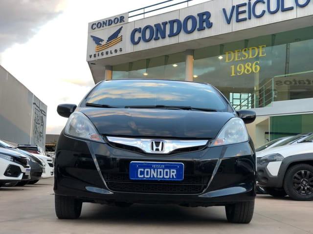 HONDA FIT LX-CVT 1.4 8V
