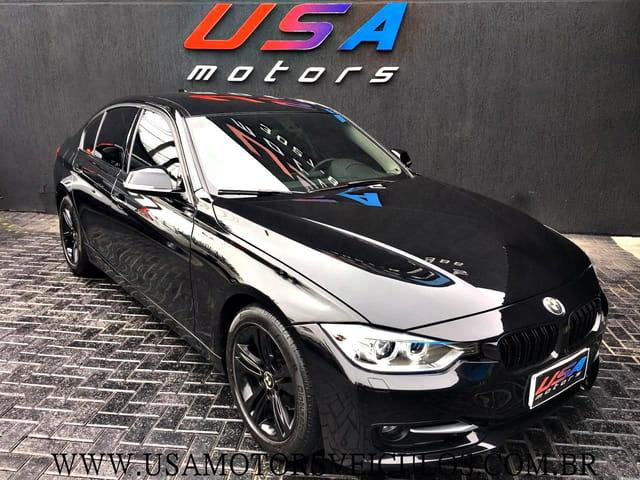BMW 320i 2.0 GP 16V TURBO GASOLINA 4P AUT