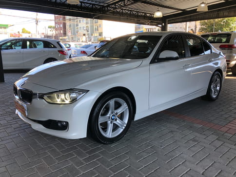 320I 2.0 GP TURBO ACTIVE 2015 FLEX