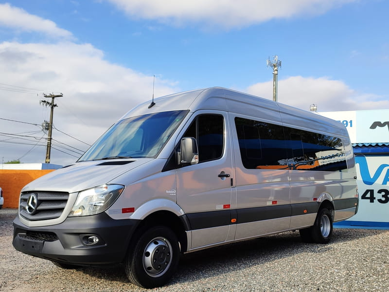 MERCEDES-BENZ SPRINTER 515 EXECUTIVA BIG