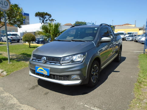 VOLKSWAGEN SAVEIRO CROSS CE 1.6 16V TOTAL FLEX MEC.