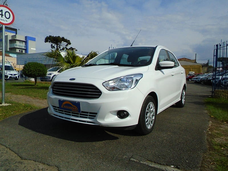 FORD KA+ SEDAN 1.5 SE PLUS 16V FLEX 4P