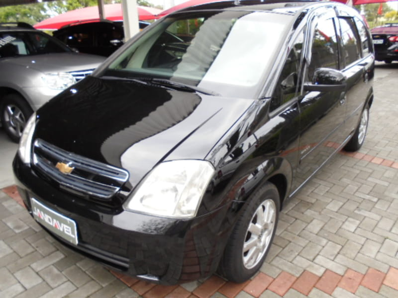 CHEVROLET MERIVA FLEXPOWER MAXX 1.4 8V 4P