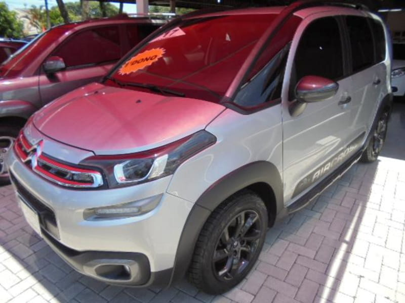 CITROEN AIRCROSS 1.6 SHINE 16V FLEX 4P