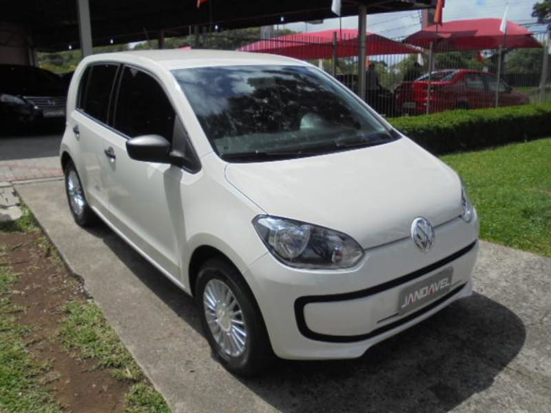 VOLKSWAGEN TAKE UP 1.0 TOTAL FLEX 12V 5P