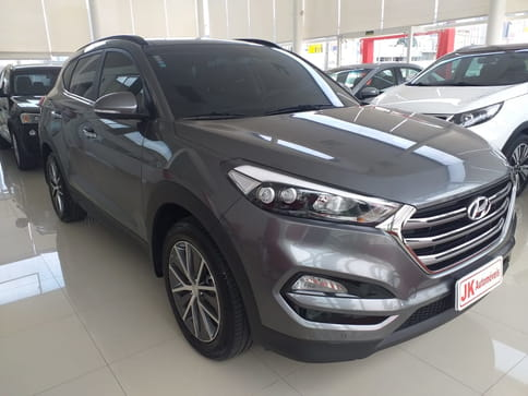 HYUNDAI TUCSON LIMITED 1.6 TURBO 16V AUT