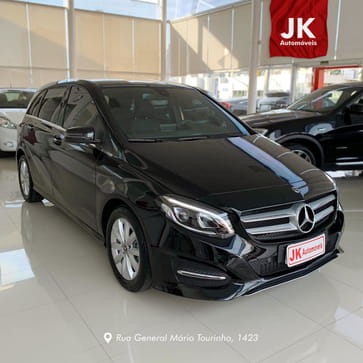MERCEDES-BENZ B-200 CGI 1.6 TURBO