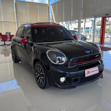 MINI COOPER COUNTRY JOHN WORKS ALL4 1.6 AUT