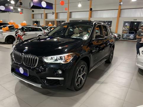 BMW X1 2.0 SDRIVE 20I GP ACTIVE FLEX 5P AUT