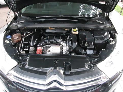CITROEN C4 LOUNGE 1.6 EXCLUSIVE 16V TURBO GASOLINA 4P AUT