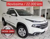 2019 FIAT TORO 1.8 16V EVO FLEX FREEDOM 4x2