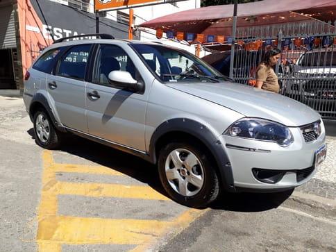 FIAT PALIO WEEKEND TREKKING 1.6 8V 4P