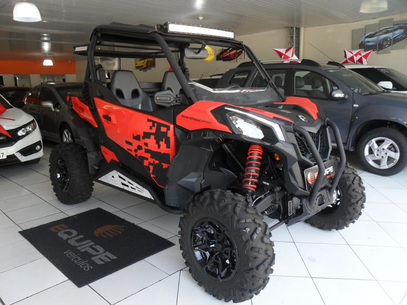 BRP CAN AM MAVERICK X DS 1000 TURBO 4X4