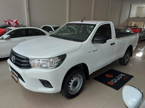 TOYOTA HILUX 2.8 4X4 CS 16V TURBO
