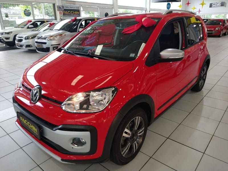 VOLKSWAGEN CROSS UP 1.0 T. FLEX 12V 5P