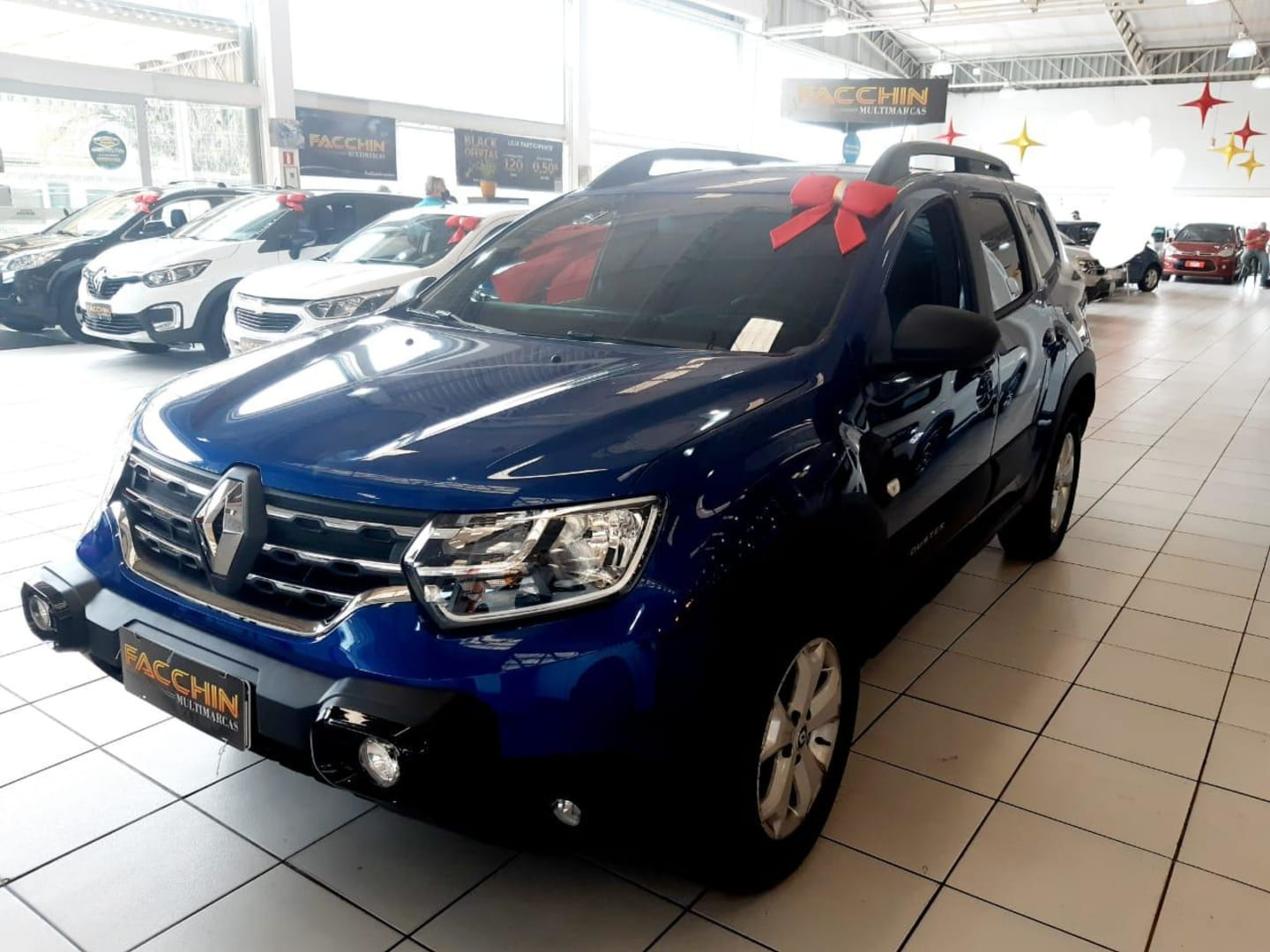 RENAULT DUSTER INTENSE 1.6 16v Flex Aut